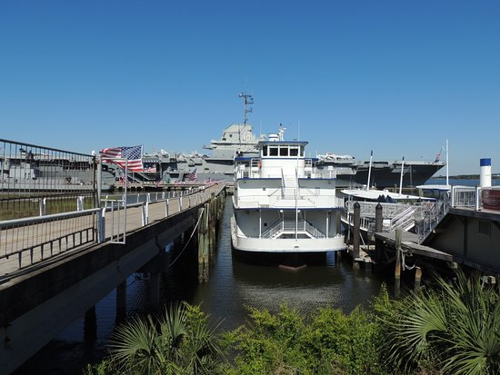 Mount Pleasant, Carolina del Sur: dinner cruise boat