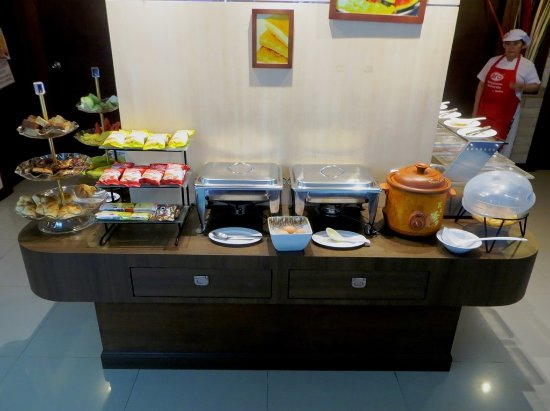 Patong Mansion Hotel : Buffet breakfast