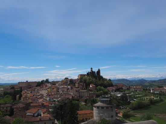 Vignale Monferrato, Itália: Vignale panorama