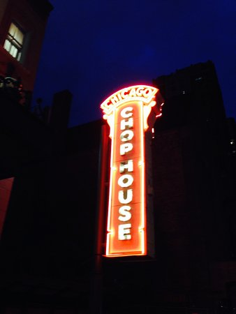 Chicago Chop House: The famous Chicago Chophouse