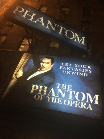 The Phantom of the Opera: Marque