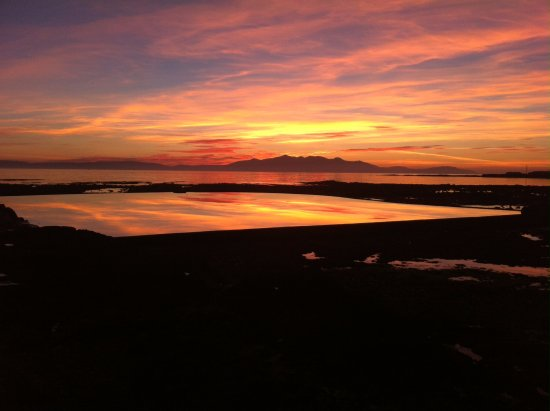Saltcoats Beach: One of the most beautiful places in the world...
