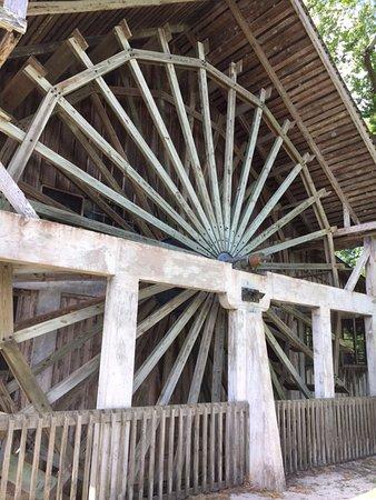 Ponce de Leon, FL: Sugar Mill
