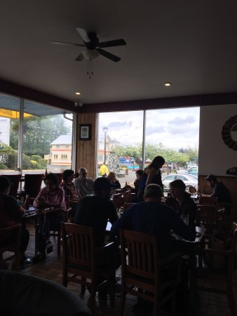 Port Hardy, Kanada: Newly renovated and new owners, this revitalized little fish and chips joint won't disappoint, t