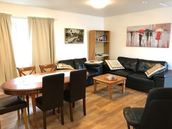Borgarnes, Islandia: Accommodation