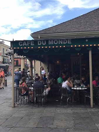 Кеннер, Луизиана: Cafe!