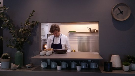Yerres, Francia: La cuisine
