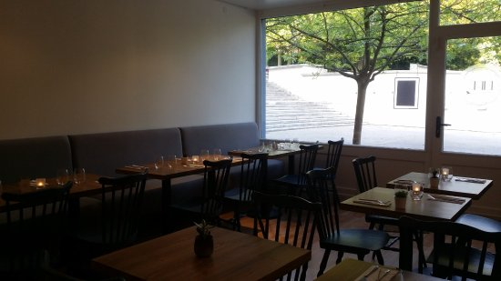 Yerres, Francia: La salle du restaurant