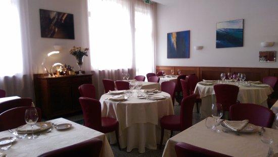La sala da pranzo - Bild von Al Bacar, Fagagna - TripAdvisor