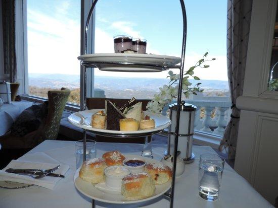 Medlow Bath, Australie : High Tea