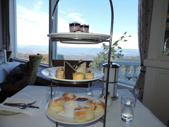 Medlow Bath, Australia: High Tea