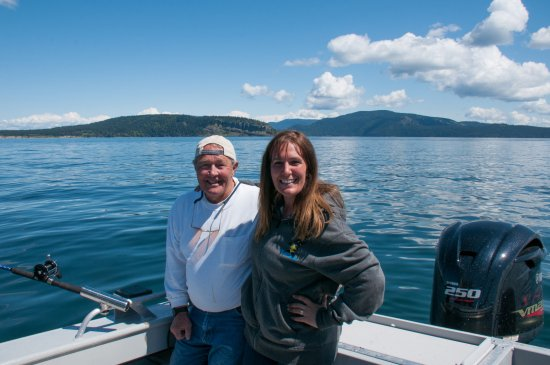 Friday Harbor, WA: Father and Daughter vacation