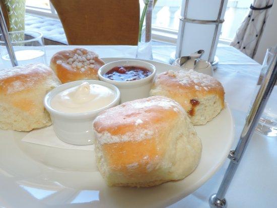 Medlow Bath, Australie : Fantastic scones