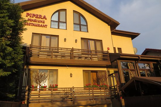 Voluntari, Rumania: L'hotel è piccolo, ma molto carino