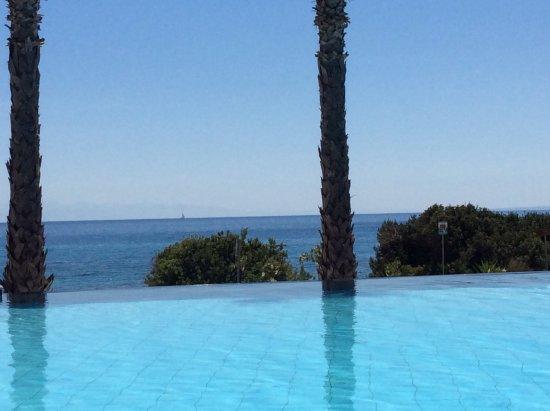 Potret Tesoroblu Hotel & Spa