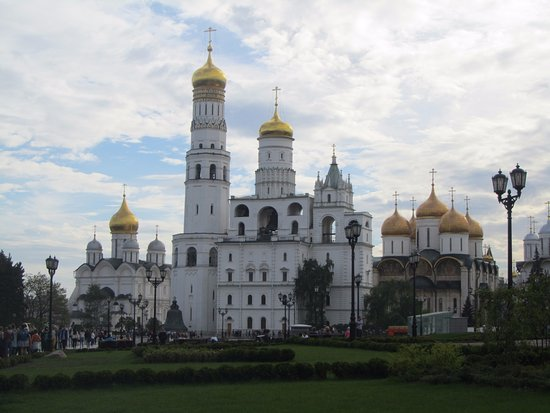 Moscow Kremlin (Moskovsky Kreml)