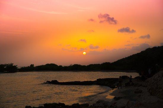 Curacao: Sunset in Curaçao