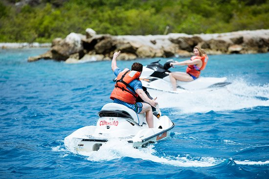 Curacao: Water sports in Curaçao