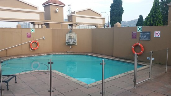 Germiston, Sydafrika: Mercure Suites Bedfordview