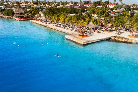 Clear Blue Waters - Curacao