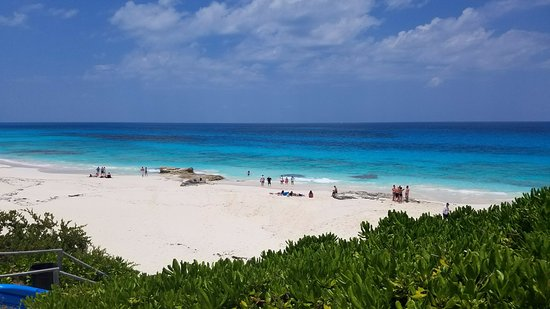 Great Guana Cay: Incredible views