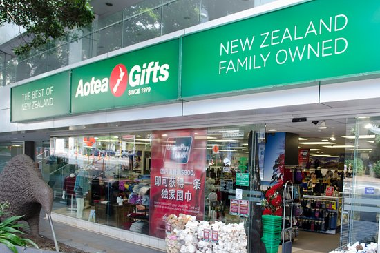 Aotea Gifts Auckland