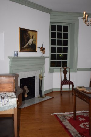 The Historic Powhatan Resort: inside the haunted house