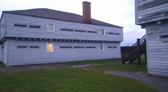Fort George National Historic Site of Canada: Fort George Ghost Walk
