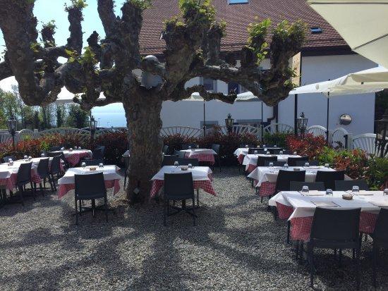 Morges, Suiza: Sibo Ristorante