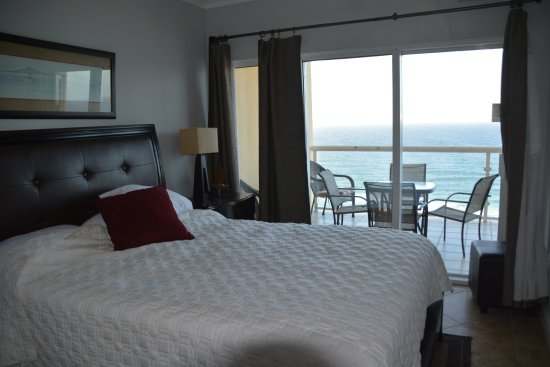 Emerald Isle: View from masterbedroom