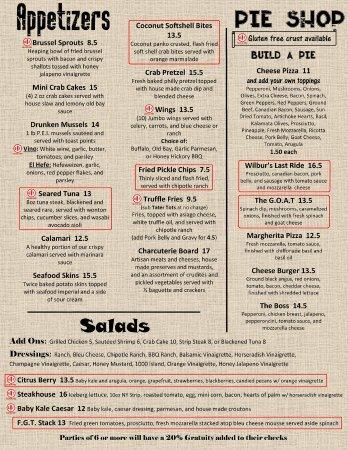 Red Oak Bistro: Lunch 1