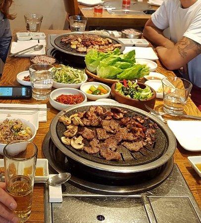 Gaya Korean Restaurant London