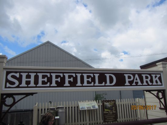 Uckfield, UK: home of the Bluebell railway