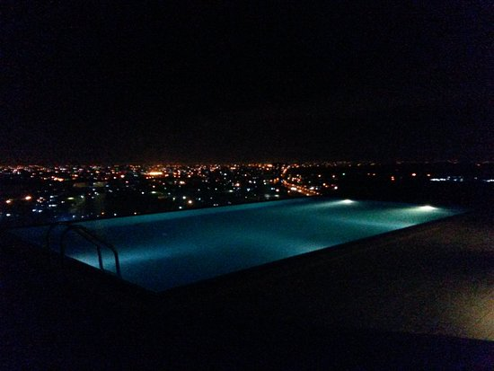 Residents Swimming Pool Picture Of Skybar Accra Tripadvisor