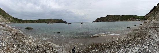 West Lulworth, UK: Lulworth Cove