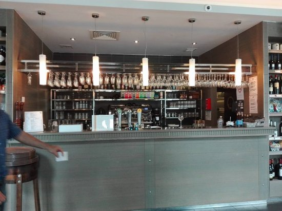 bar intérieur - Photo de IL Ristorante, Caen - TripAdvisor
