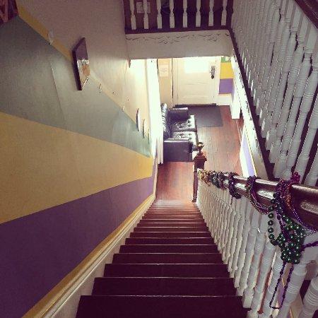 IHSP French Quarter House: Excellent Hostel!