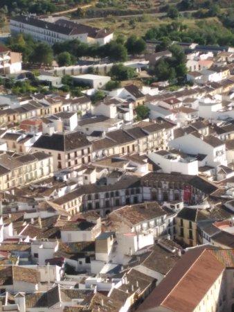 Archidona, إسبانيا: Plaza Ochavada