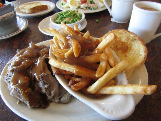 Shelton, WA: Roast beef
