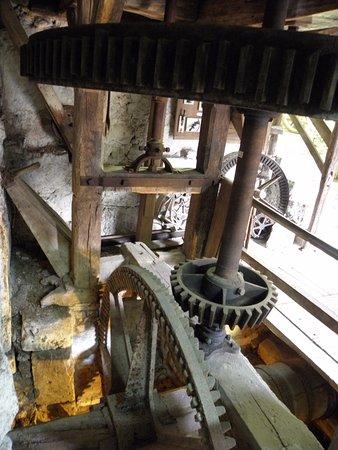 Savonnieres, França: Visite du moulin