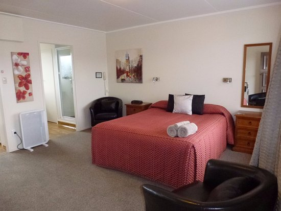 Ashburton, New Zealand: Executive Studio