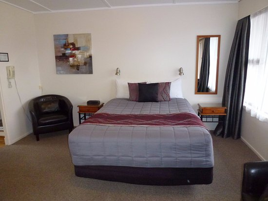 Ashburton, New Zealand: Studio Room