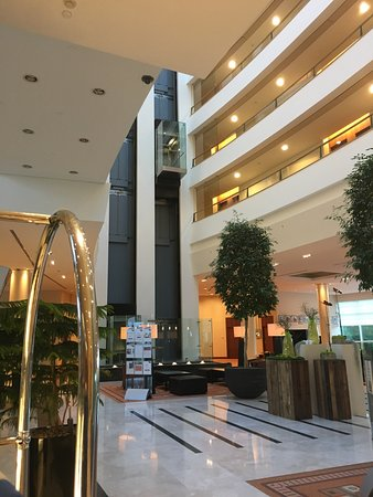 Diegem, Bélgica: Crowne Plaza Hotel Brussels Airport