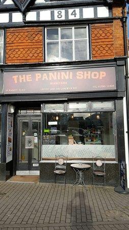 The Panini Shop