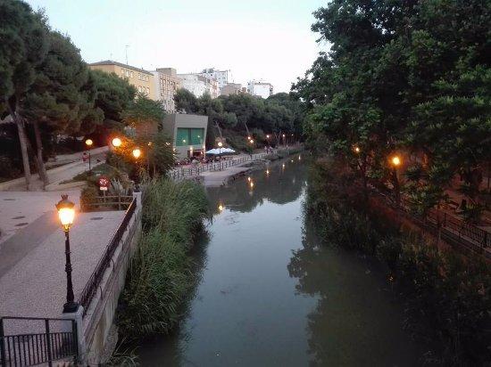 Terraza Bar El Corazon Verde Picture Of Canal Imperial De