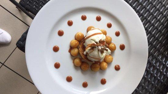 Prades, Francia: Dessert