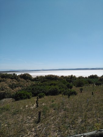 Андалусия, Испания: Laguna de Fuente Piedra