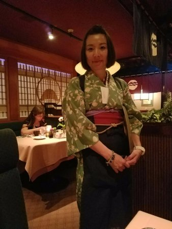 Matsu Restaurant Huntington Beach California
