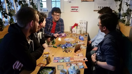 Richmond-upon-Thames, UK: Richmond Board Games and Film meetup at The Library Pot