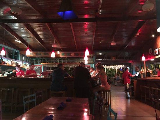 El Patio De Cafe Milagro   Manuel Antonio Picture